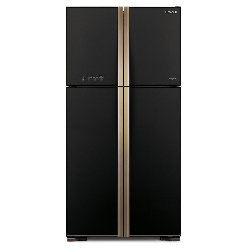 So Sánh Giá Tủ Lạnh Hitachi Inverter R-FW650PGV8-GBK (509L)