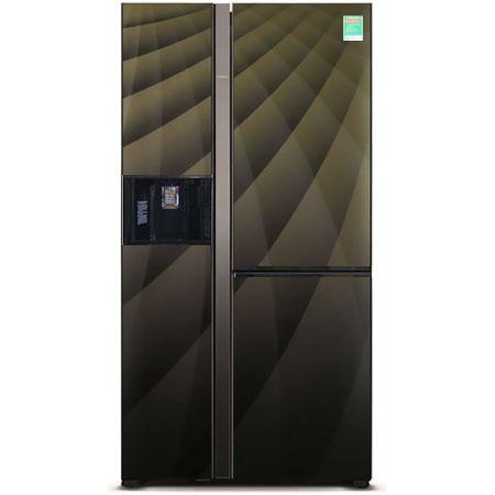 So Sánh Giá Tủ Lạnh Hitachi Inverter Side By Side R-FM800AGPGV4X-DIA (584L)