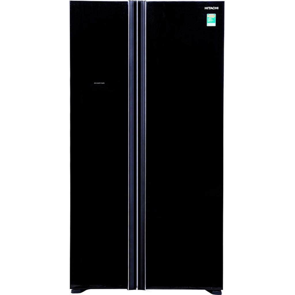 So Sánh Giá Tủ Lạnh Hitachi Inverter Side By Side R-FS800PGV2-GBK (605L)