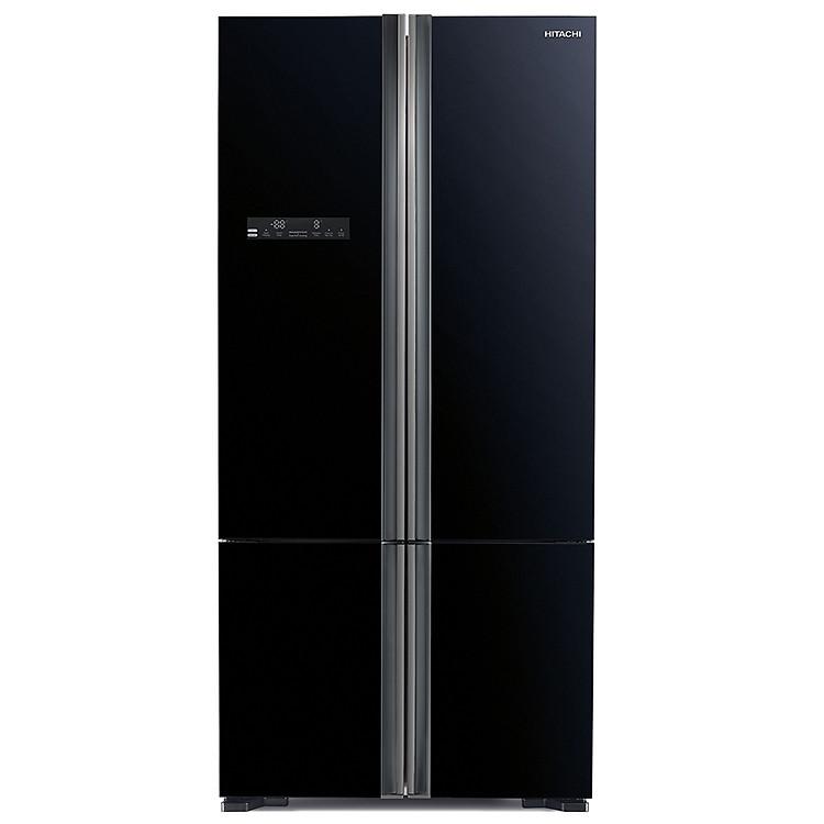 So Sánh Giá Tủ Lạnh Hitachi Inverter R-FWB850PGV5-GBK (700L)