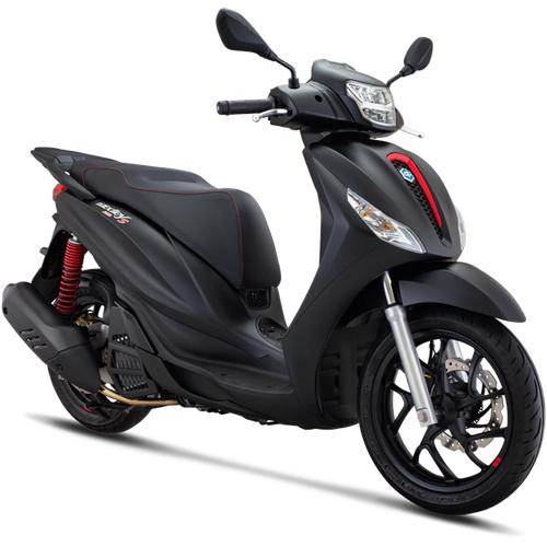 So Sánh Giá Xe Máy Piaggio Medley S 125cc ABS
