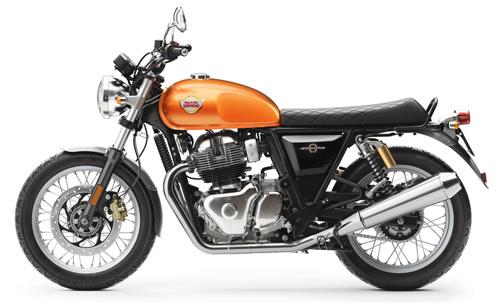 Đánh giá Xe Motor Royal Enfield Interceptor 650cc