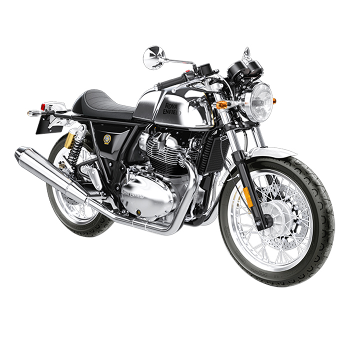 Review Xe Motor Royal Enfield Continental GT