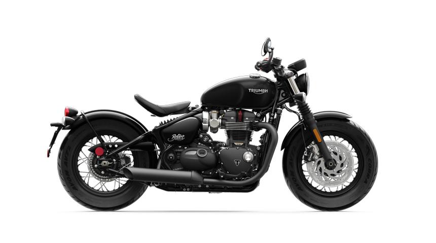 Đánh giá chi tiết Xe Motor Triumph BOBBER BLACK