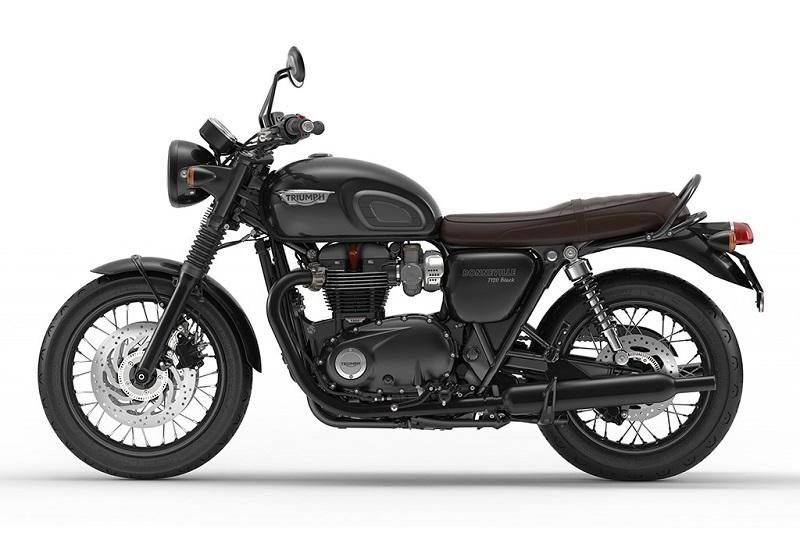 Đánh giá Xe Motor Triumph Bonneville T120