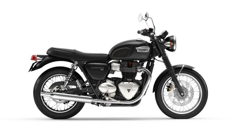 Đánh giá chi tiết Xe Motor Triumph Bonneville T100