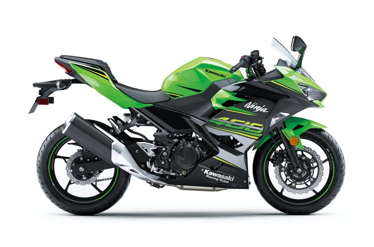 Đánh giá chi tiết Xe Motor Kawasaki Ninja 400 ABS SE
