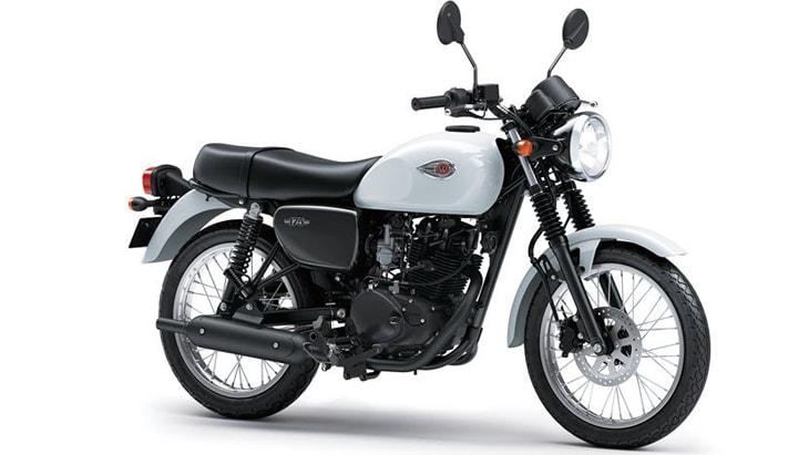 Đánh giá chi tiết Xe Motor Kawasaki W175 SE