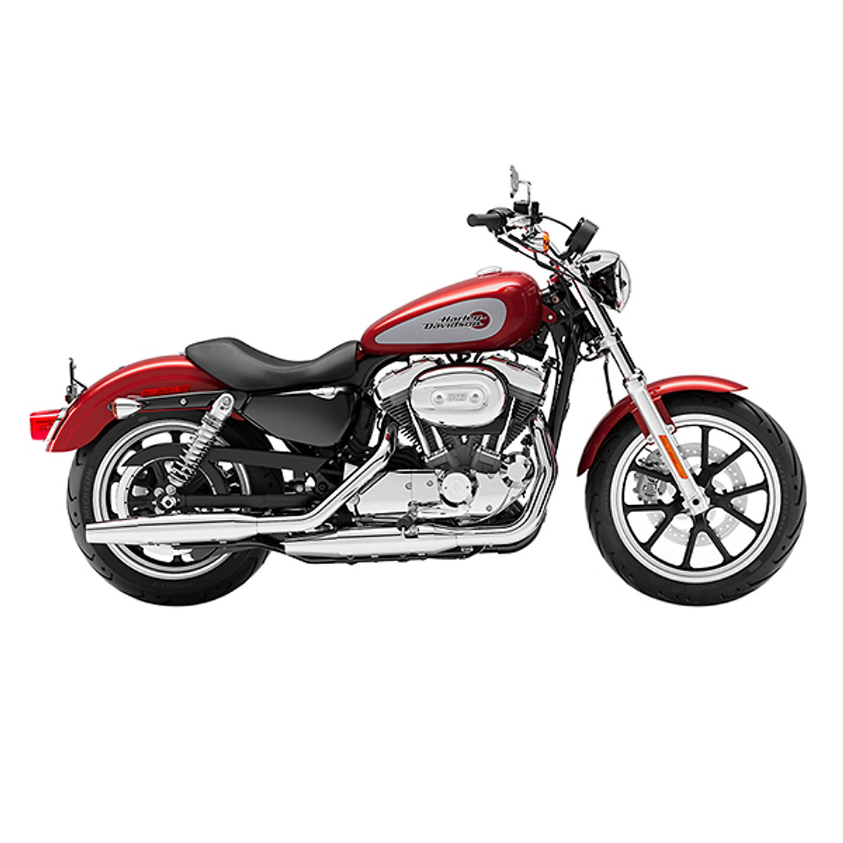 Đánh giá Xe Motor Harley Davidson SuperLow - 2019