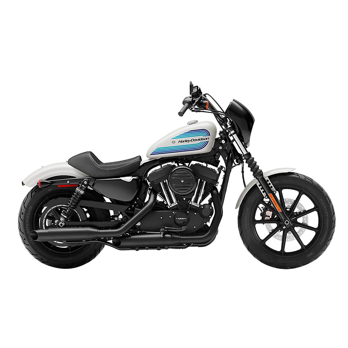 Đánh giá chi tiết Xe Motor Harley Davidson Iron 1200 - 2019