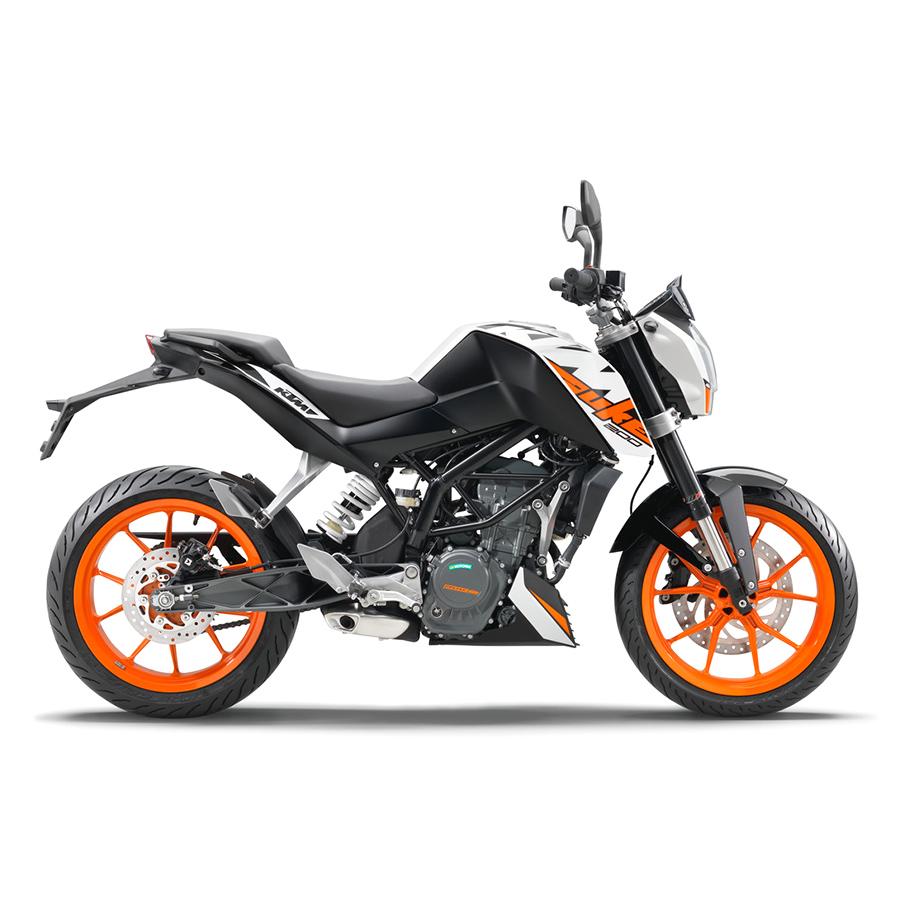 So Sánh Giá Xe Motor KTM 200 Duke