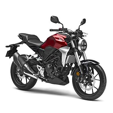 Đánh giá chi tiết Xe Máy Honda CB300R