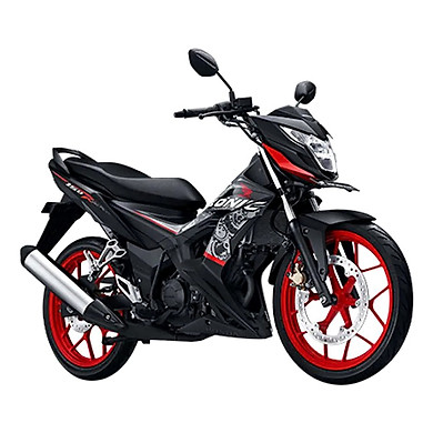 Đánh giá chi tiết Xe Máy Honda Sonic R - 2019 Nhập Khẩu