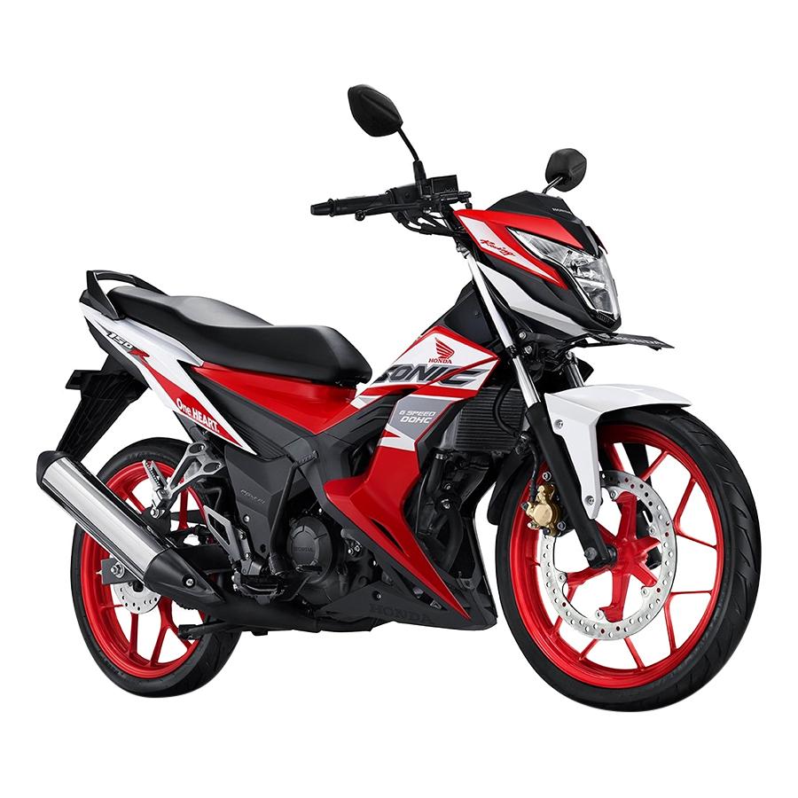 Đánh giá chi tiết Xe Máy Honda Sonic R - 2018 Nhập Khẩu
