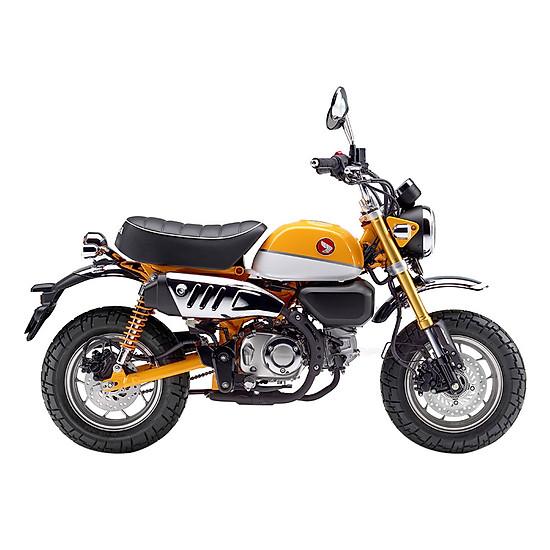 Đánh giá chi tiết Xe Máy Honda Monkey 125cc