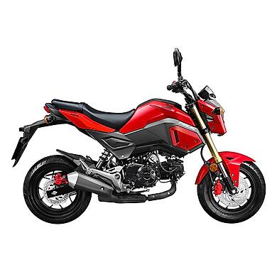 Đánh giá chi tiết Xe Máy Honda MSX 125cc