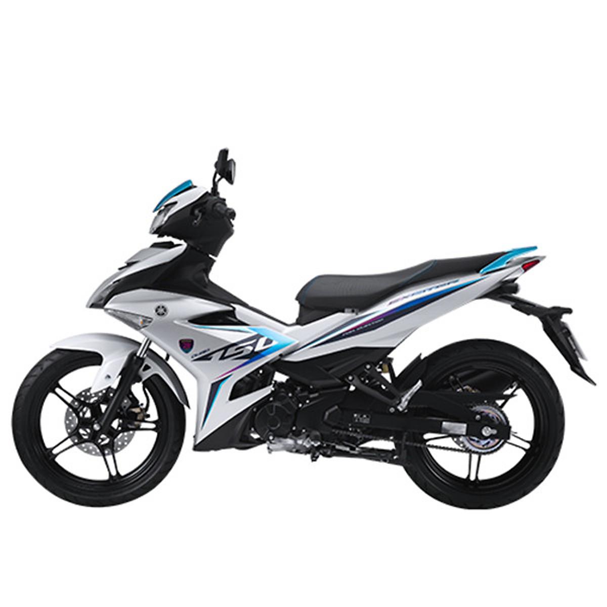 Review Xe Máy Yamaha Exciter 150 Phiên Bản Kỉ Niệm 20 Năm