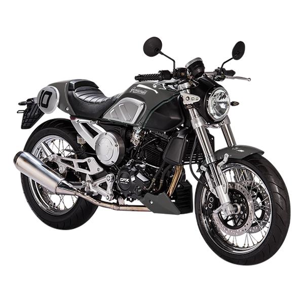 Đánh giá Xe Motor GPX Gentleman 200 Nhập Khẩu