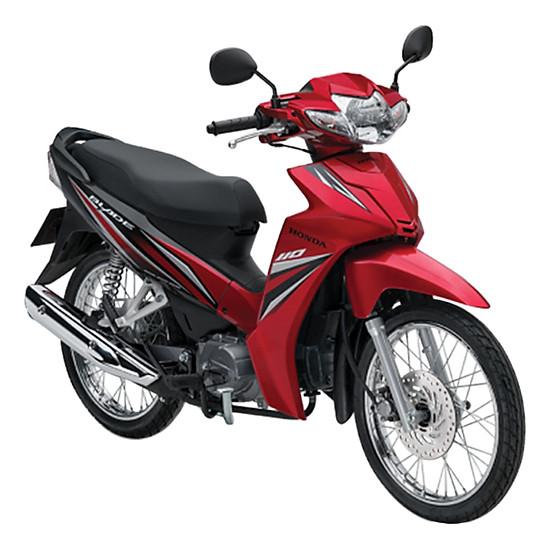 Đánh giá chi tiết Xe Máy Honda Blade 2018 - Phanh Cơ, Vành Nan Hoa