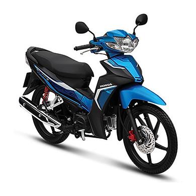Xe Máy Honda Blade 2018 - Phanh Đĩa, Vành Đúc