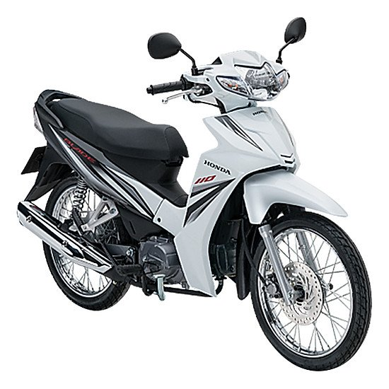 Đánh giá chi tiết Xe Máy Honda Blade 2018 - Phanh Đĩa, Vành Nan Hoa