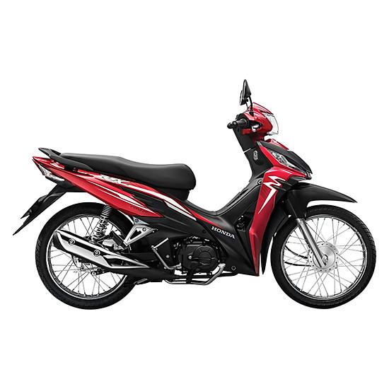 Đánh giá chi tiết Xe Máy Honda Wave RSX - Vành Nan, Phanh Cơ