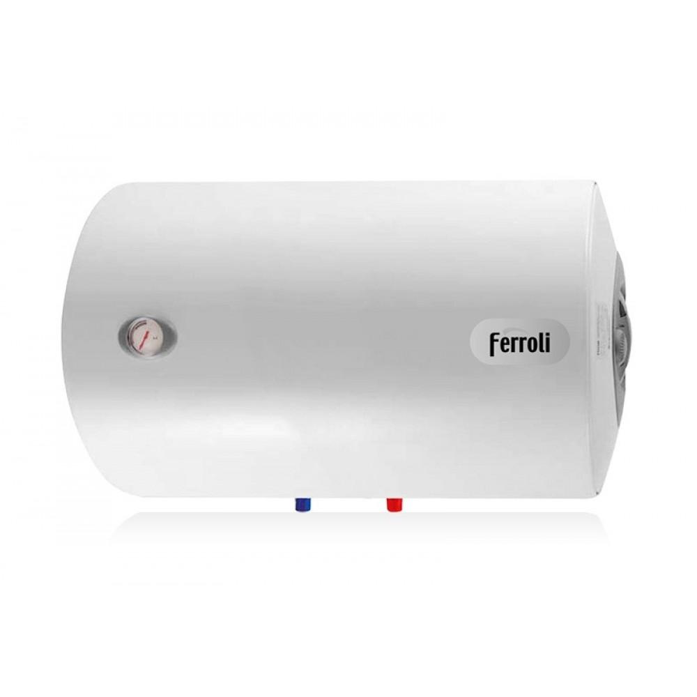 Đánh giá Bình Nước Nóng Gián Tiếp Ferroli E 50L Treo Ngang