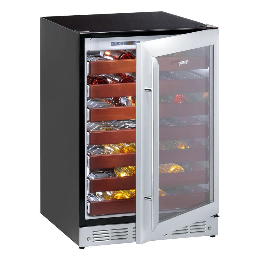 Đánh giá Tủ Ướp Rượu Gorenje XWC660E (156L)