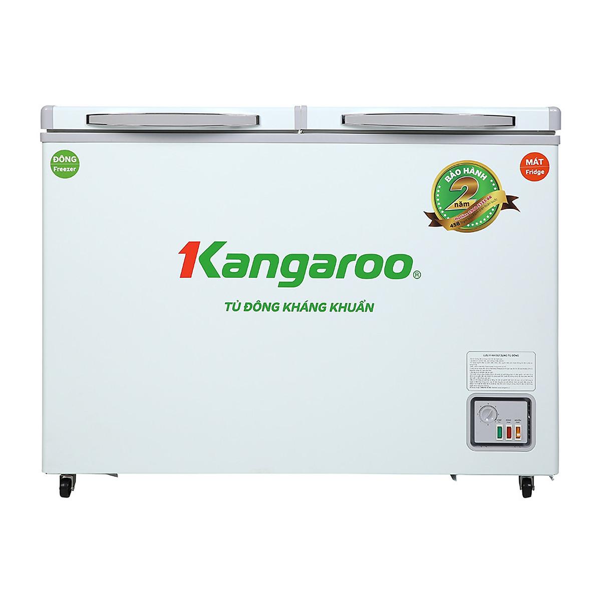 Đánh giá Tủ Đông Mát Kangaroo KG266NC2 (192L)