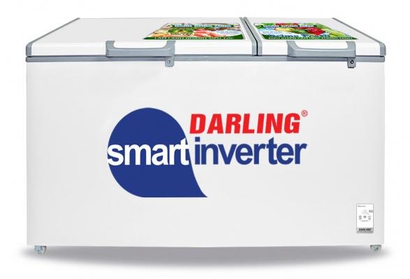 Đánh giá Tủ Đông Darling DMF-4699WSI (R134A) (450L)