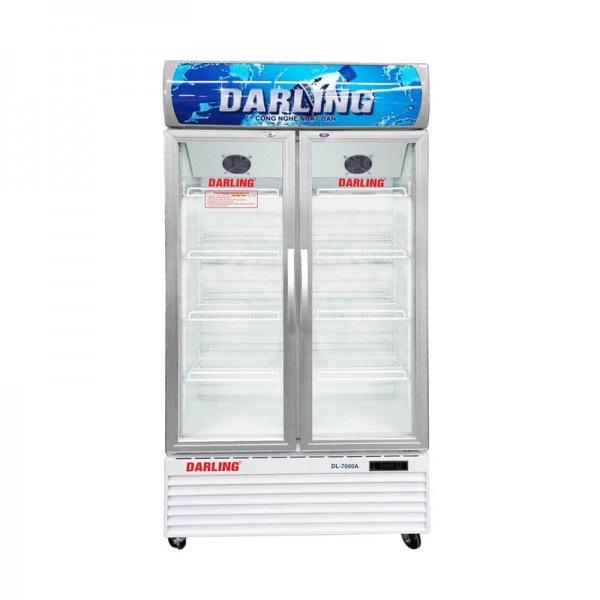 So Sánh Giá Tủ Mát Darling 2 Cánh DL-9000A ĐỒNG (R134A) (830L)