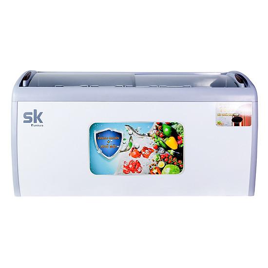 Tủ Đông Sumikura Kính Lùa SKFS-400C (400L)