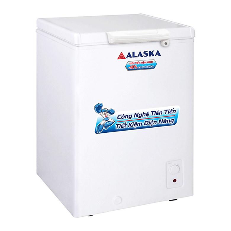 So Sánh Giá Tủ Đông Alaska BD-150 (150L)