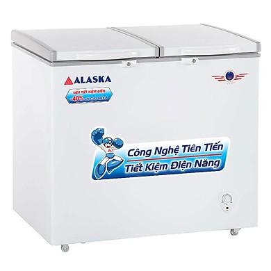 So Sánh Giá Tủ Đông Alaska BCD-4568N (450L)
