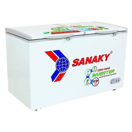 Đánh giá Tủ Đông Sanaky VH-2899W3 (280L)