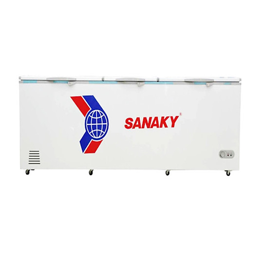 Đánh giá, review Tủ Đông Sanaky Inverter VH 1199HY3 (900L)