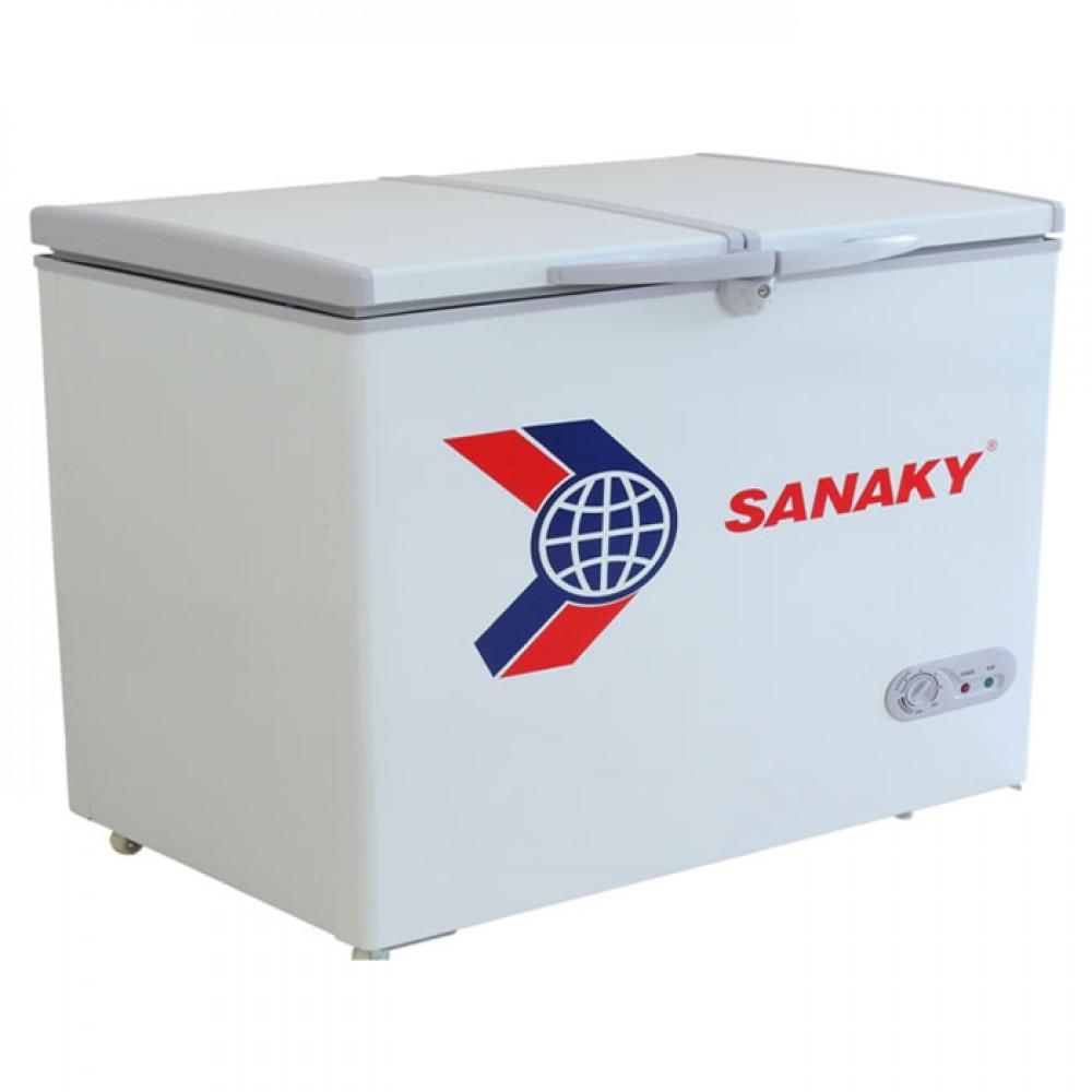 Đánh giá, review Tủ Đông Sanaky VH-568W2 (560L)