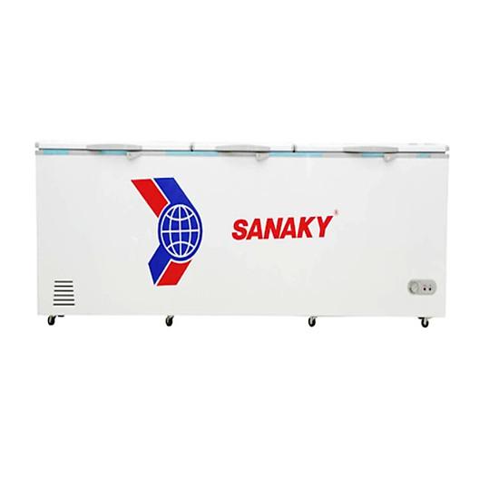 Đánh giá, review Tủ Đông Sanaky Inverter VH-1399HY3 (1200L)