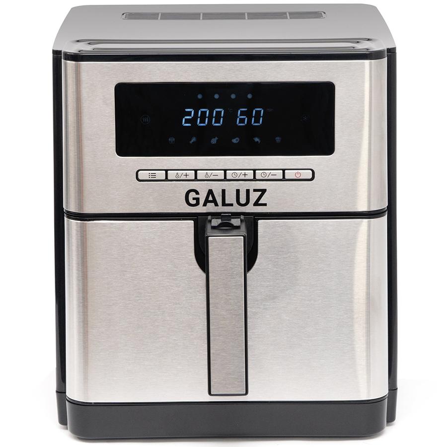 Đánh giá chi tiết Nồi Chiên Galuz G-63 (7.0L)