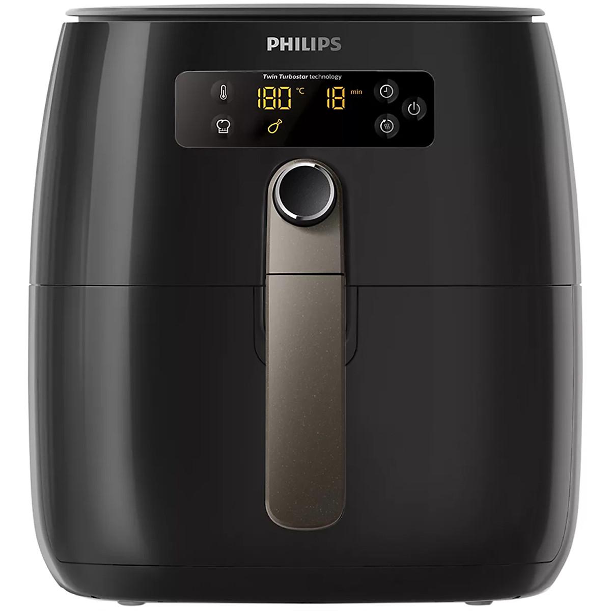 Đánh giá chi tiết Nồi Chiên Philips HD9745/90 (1500W)