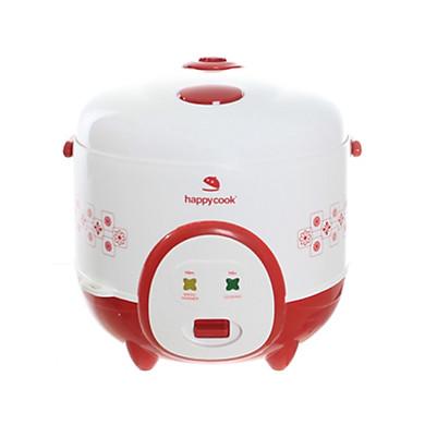 So Sánh Giá Nồi Cơm Điện Happy Cook  HC-120 (1.2L) - Đỏ