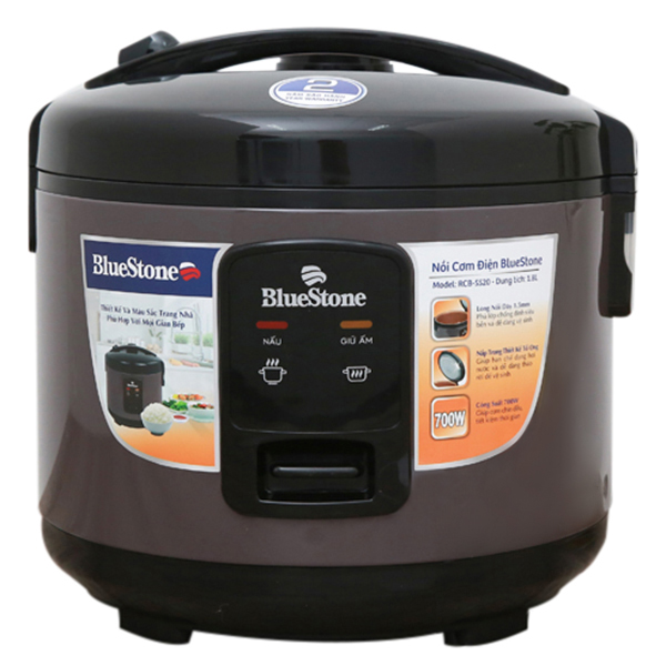 So Sánh Giá Nồi Cơm Điện Bluestone RCB-5520 (1.8L)