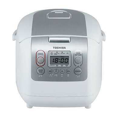 So Sánh Giá Nồi Cơm Điện Toshiba RC-10NMFVN (WT) (1.0L)