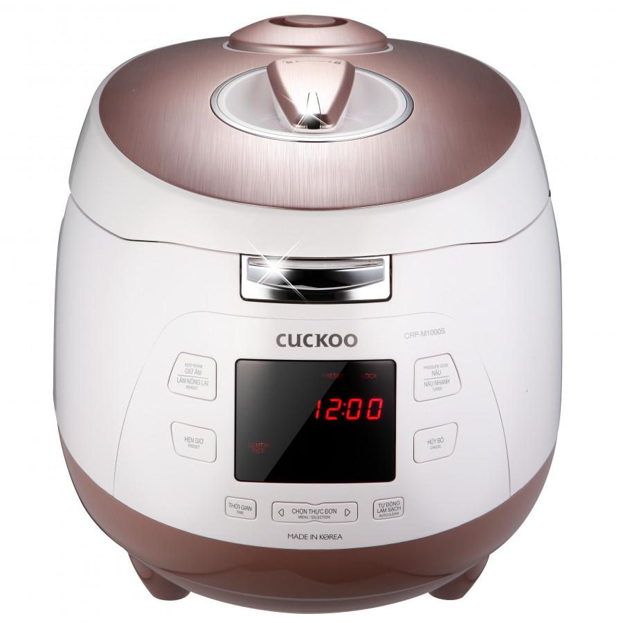 So Sánh Giá Nồi Cơm Điện Cuckoo CRP-M1000S  (1.8L)
