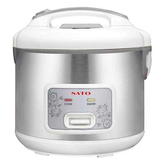 So Sánh Giá Nồi Cơm Điện SATO S30-30G (3.0L) - Bạc
