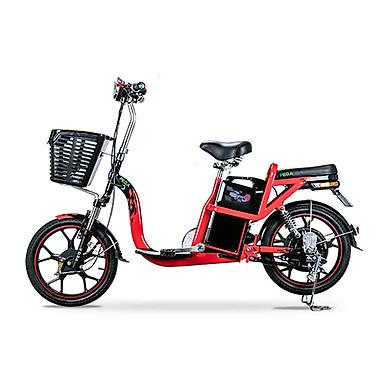 Đánh giá chi tiết Xe Máy Điện Pega Bike Zinger Color9 (Đỏ)