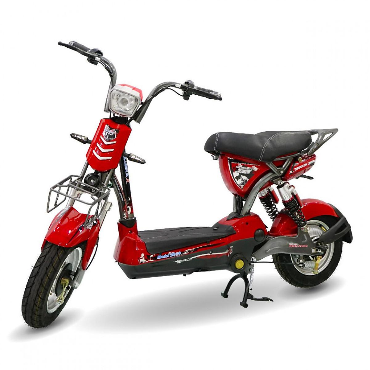 Đánh giá chi tiết Xe Máy Điện Bluera Bike 133 XPro New 2019