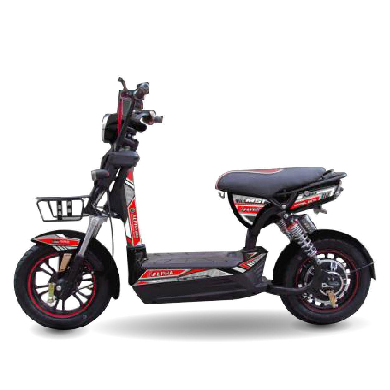 Đánh giá chi tiết Xe Máy Điện Bluera Bike Alpha S Plus