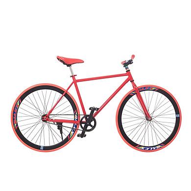 Đánh giá Xe Đạp Fixed Gear Single Sportslink - Đỏ Phối Đen