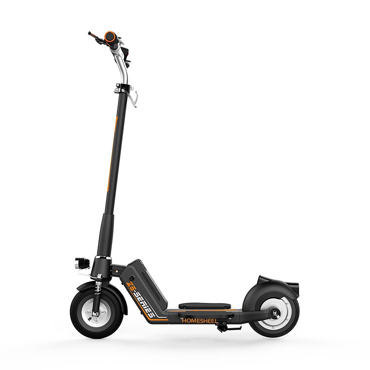 Đánh giá Xe Trượt Scooter Homesheel Genuine Z5 Black